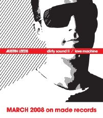 Austin Leeds Dirty Sound Vol 2 Love Machine Austin Leeds - Dirty Sound Vol 2: Love Machine