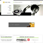 ian ossoa website Ian Ossia - Back